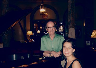 Steinway Hall, New York With Max Wilcox
